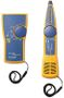 FLUKE NETWORKS IntelliTone Pro 200 LAN Kit, Toner+Probe,  gul/blå