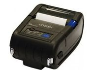 CITIZEN CMP-20II Mobile Printer Bluetooth,  USB, Serial version (no MSR, ICR) (CMP20IIBUXCX)