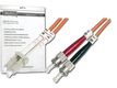 ASSMANN Electronic Fib Opt. Patch Cord. LC to ST