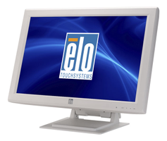 ELO 2400LM 24-INCH LED ACCUTOUCH DUAL SERIAL/ USB CONTR. WHITE IN (E100905)