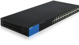 LINKSYS BY CISCO LGS528-EU Managed Switches 24-port