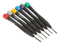 PROSKIT 6 PCS Electrnic Screwdriver Set