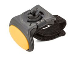 Ring Scanner Complete Trigger Assembly. Includes snap-on style elastic finger strap kit