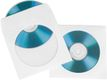 HAMA 1x100 CD/DVD Paper Sleeves white                   SK 51174