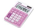 CALCULATOR CASIO MS-20NC-PK DESKTOP PINK / CASIO (MS-20NC-PK)