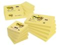 Notes POST-IT 100% recycl 38x51mm 6/fp / POST-IT (FT510118662)