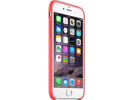 APPLE IPHONE 6 SILICONE CASE (PINK) (MGXT2ZM/A)