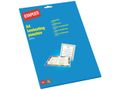 STAPLES Laminat STAPLES A4 Klar 75 mic 25/pk.