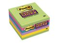 POST-IT Notes POST-IT SuperSticky Rainbow100x100