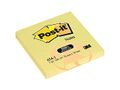 POST-IT Notes POST-IT recycled gul 76x76mm