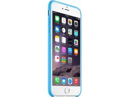 APPLE iPhone 6 Plus Silicon Case Blue (MGRH2ZM/A)