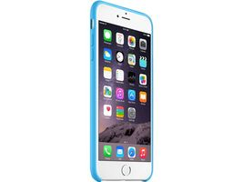 IPHONE 6 PLUS SILICONE C (BLUE)