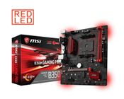 MSI B350M GAMING PRO AMD AM4 Socket motherboard