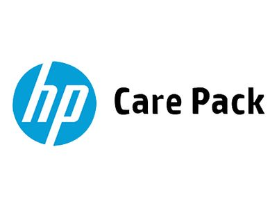 HP Care Pack network installation and configuration (U9JT3E)