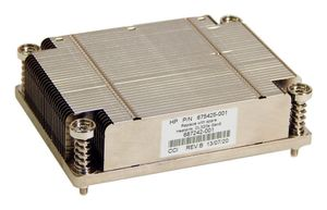 Hewlett Packard Enterprise Cpu Heat Sink (687242-001)