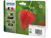 EPSON Ink Cart/ ClariaHome MP 29XL YL/ CY/ MG/ BLK (C13T29964010)