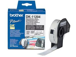 BROTHER Multi labels 17x54 white paper (400) (DK-11204)