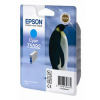 EPSON Light Cyan Ink Cartridge T559 For Stylus Photo RX700 (C13T55954010)