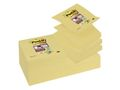 POST-IT Z-notes Post-it R330 Gul Super Sticky 76x76mm
