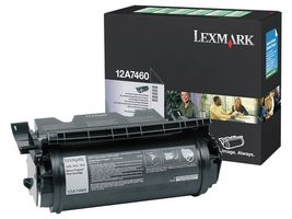 TONER CARTRIDGE 5K PAGES PREBAT F/ T630 T632 T634 NS