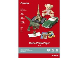 MP-101 MATTE PHOTO PAPER A3 40 SHEET NS