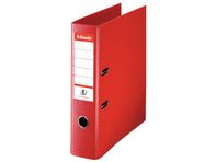 Binder LAF No1 Power PP A4/75mm Red - FSC® Recycled