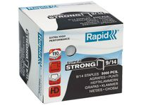 RAPID staples Super Strong 9/14 Box of 5000 (24871500)