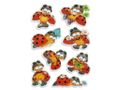 HERMA Magic Stickers lady birds, moving eyes 1 sh.