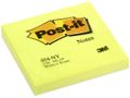 POST-IT Notes POST-IT neon 76x76mm gul