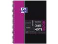 OXFORD Notatbok OXFORD Stud. Note Book A4+ linj