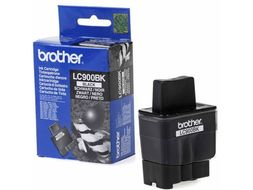BROTHER LC900 forl DCP110C/ 310CN & MFC210C/ 410CN,  blackHigh cap. (LC900HYBK)