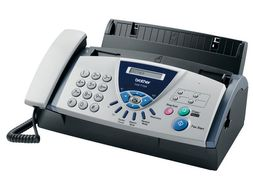 BROTHER Telefaks BROTHER FAX T104 termisk (FAXT104ZP1)