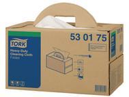 TORK Klut TORK Premium sterk W7 hvit (120)