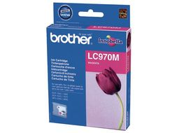 BROTHER LC-970M INK CARTRIDGE MAGENTA F/ DCP-135C -150C MFC-235C NS (LC-970M)