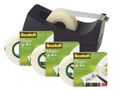 SCOTCH Tape SCOTCH® Magic 810 19x33 4pk m/disp