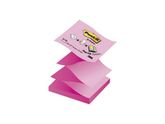 Notes POST-IT Z-block 76x76 rosa/ cerise / POST-IT (888922*12)