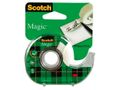 SCOTCH Tape SCOTCH® Magic 810 19mmx15m m/disp