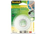 SCOTCH Monteringstape SCOTCH® 19mmx1,5m (331915)