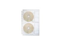 CURTIS CD/DVD lommer CURTIS for perm (10)