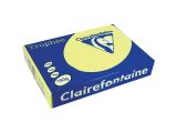 CLAIREFONTAINE Kopipapir TROPHEE A4 160g sitrongul(250)