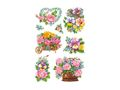 HERMA Decor Stickers Nostalgic Flower Pots