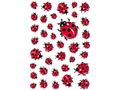 HERMA Decor Stickers ladybirds 3 sheets