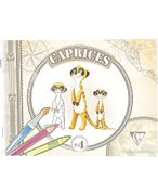 CLAIREFONTAINE Fargebok CLAIREFONTAINE Caprices No4