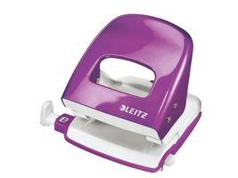 LEITZ WOW 5008 hole punch 2h/30 sheets purple blister (50082062)