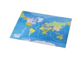 Deskmat 40x53 World