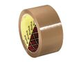 SCOTCH Pakketape SCOTCH 6878 50mmx66m brun