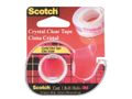 SCOTCH Tape SCOTCH® Crystal 12mmx10m m/disp