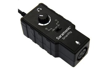 SARAMONIC Two Channel Xlr Audio Adapter Smartrig (SmartRig+)