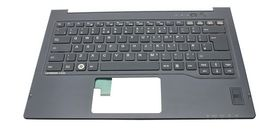 Upper Assy w. Keyboard (UK)