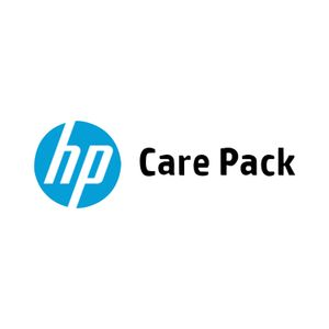 HP 4 year Next business day + Defective Media Retention LaserJet M605 Hardware Support (U8CR5E)